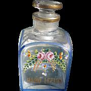 Mozer Glass Lotion Bottle