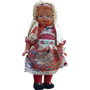 Czech Souvenir Doll