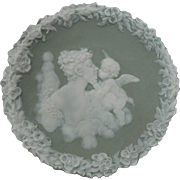 Cupid Shafer & Vater Plate