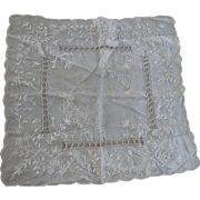 Riverview Chicago Silk Handkerchief