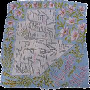 Nevada Utah State Handkerchief