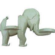 Cast Iron Elephant Cup Holder