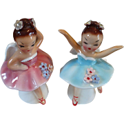 Angel Ballerina Salt & Pepper Set
