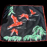 Flying Birds Handkerchief
