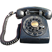 Western Electric 1958 Rotary Telephone
