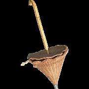 Wicker Umbrella Purse