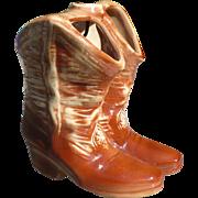 McCoy Cowboy Boots Lamp