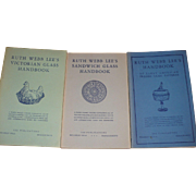 Ruth Webb Lee's Glass Handbooks