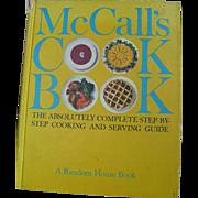 McCalls 1963 Cookboook