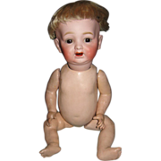 Cute Bisque and Compostion Japan Character Doll