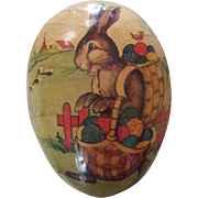 Vintage Western Germany Nesting Eggs Candy container