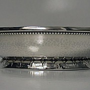 SOLD Georg Jensen Rare early two handled Bowl, C.1927.