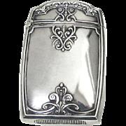SALE PENDING Sterling Silver Vesta Case