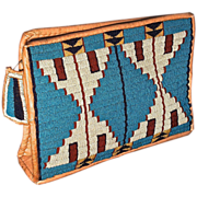 "Northern Plains Native American  Beaded ""Possible Bag""  - Cheyenne - Post 1930"