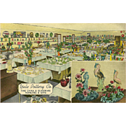 Advertising Postcard for the Yule Pottery Company, Indiana