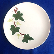 Blue Ridge 'Baltic Ivy' Luncheon Plate - Shipping Included