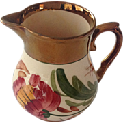 REDUCED Wade England Peonies Harvest Ware Creamer