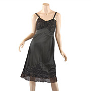 Black Aristocraft Early 1950s Slip NOS w/ tags