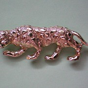 SALE Leopard / Panther / Cougar / Cat Pin