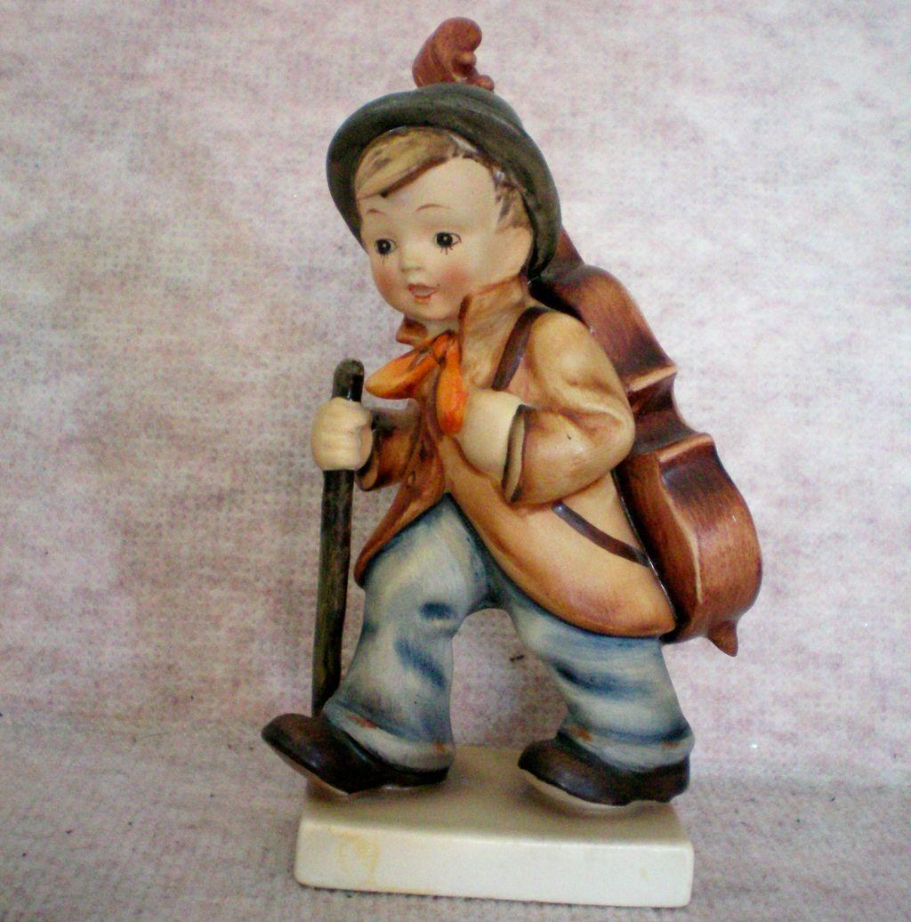 Hummel Little Cellist Figurine