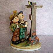 SALE Hummel Crossroads Hummel Figurine 331