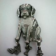 SALE Labrador Retriever Dog Pin by Spoon