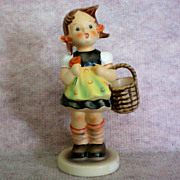 "SALE Hummel ""Sister"" or  Hummel Shopper Figurine"