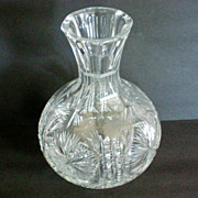 SALE ABP Captain's Water Bottle Wine or Liquor Decanter