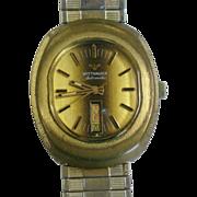 SALE Wittnauer Swiss Movement Stem Wind Men's Watch