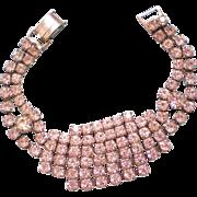 SALE Glitzy Rhinestone Bracelet