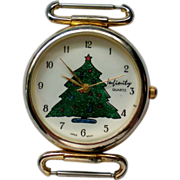 SALE Christmas Tree Watch for the Holidays