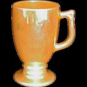 SALE Anchor Hocking Fire King Pedestal Coffee Mug