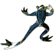 SALE Gerry's Leaping Frog Pin