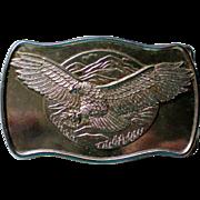 SALE American Eagle Metal Belt Buckle