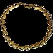 REDUCED Hearts of Love Link Bracelet