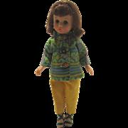 Madame Alexander Brunette Cissette Variation Pant Set - 1961-1963