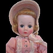 Madame Alexander Blonde Cissette #813 Pink Shirtwaist - 1958