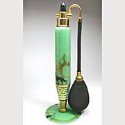 SALE 1930 Rare DeVilbiss Art Deco Perfume Atomizer