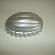 Mirro Aluminum Melon Jello Mold