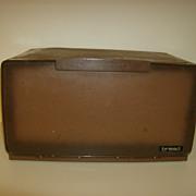 Lincoln Beautyware Breadbox  ~ 1950's