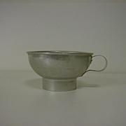 SOLD Vintage Aluminum Canning Funnel ~ 1950's