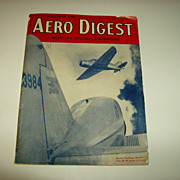 Aero Digest ~ September 1936 ~ Magazine