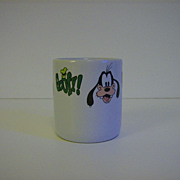 Walt Disney World  Goofy  Mini Mug  Souvenir