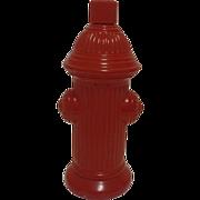 Avon Bottle Fire Hydrant 1975