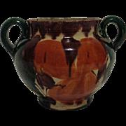 Mexican Oaxaca Drip Ware Sugar Bowl