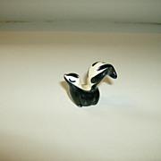Hagen Renaker Miniature Papa Skunk