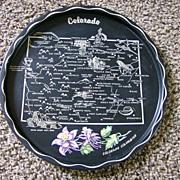 Souvenir State Tray - Colorado