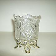 U.S. Glass Pennsylvania Spooner