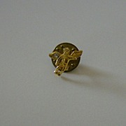 Ballou Angel Scatter Pin ~ 1950's