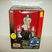 Star Wars ~ Episode 1 ~ Qui-Gon Jinn ~ Mechanical Bank